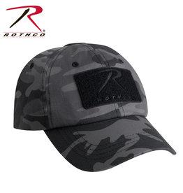 ROTHCO Casquette Camouflage Camo Noir Rothco
