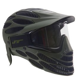 JT JT Flex 8 Full Coverage Paintball Mask Thermal Olive
