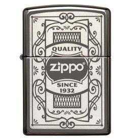 ZIPPO Zippo Quality Since 1932