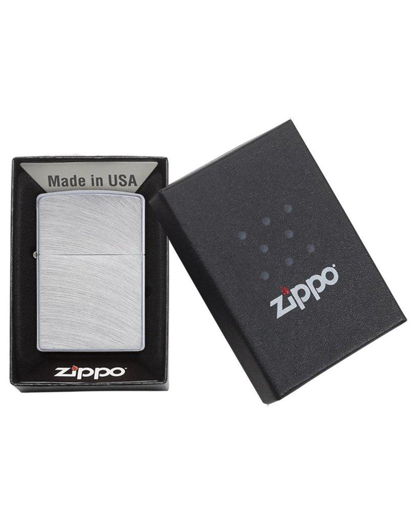 ZIPPO Zippo Chrome Arch 24647