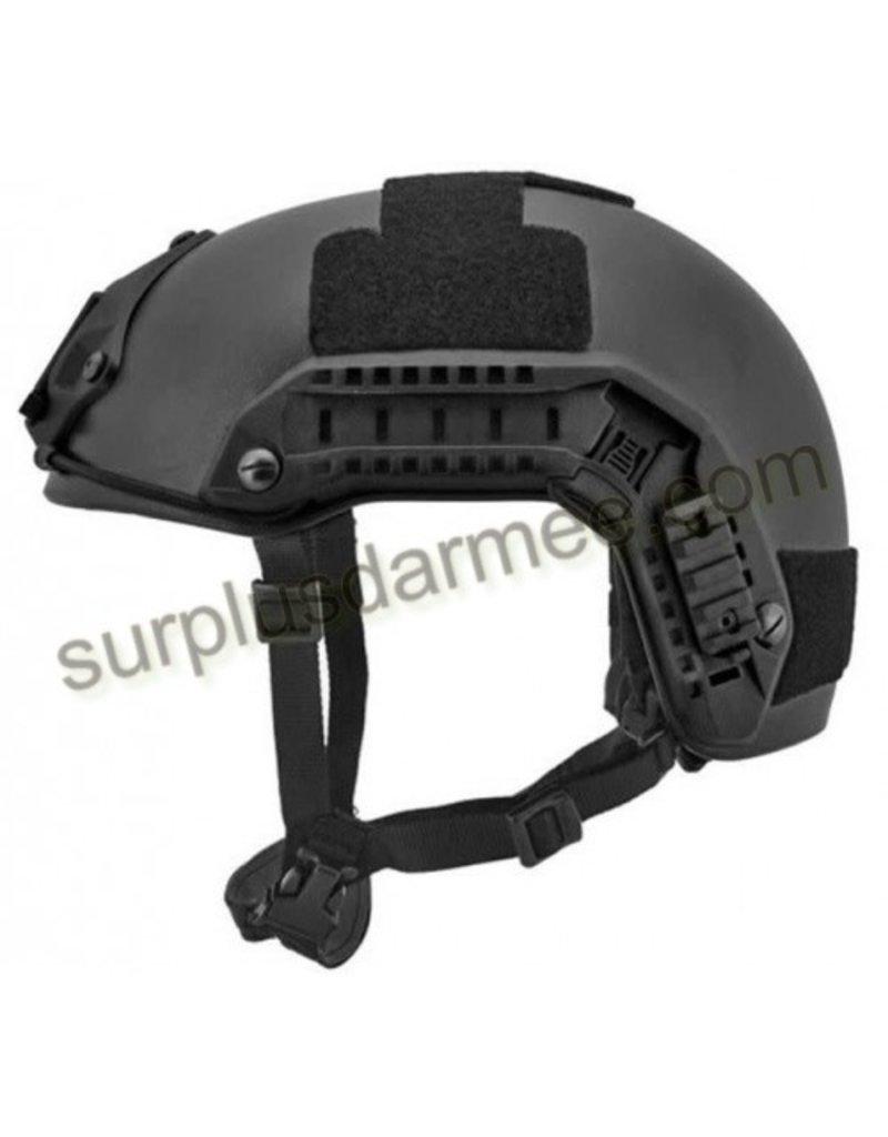 KROUSIS Premium Maritime Helmet Tactical Black