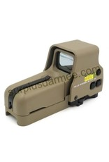 MILCOT Holographic 557 Airsoft Red Dot Sight Rouge Vert Tan/Noir