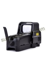 MILCOT Holographic 558 Red Dot Sight Airsoft Red Green Black