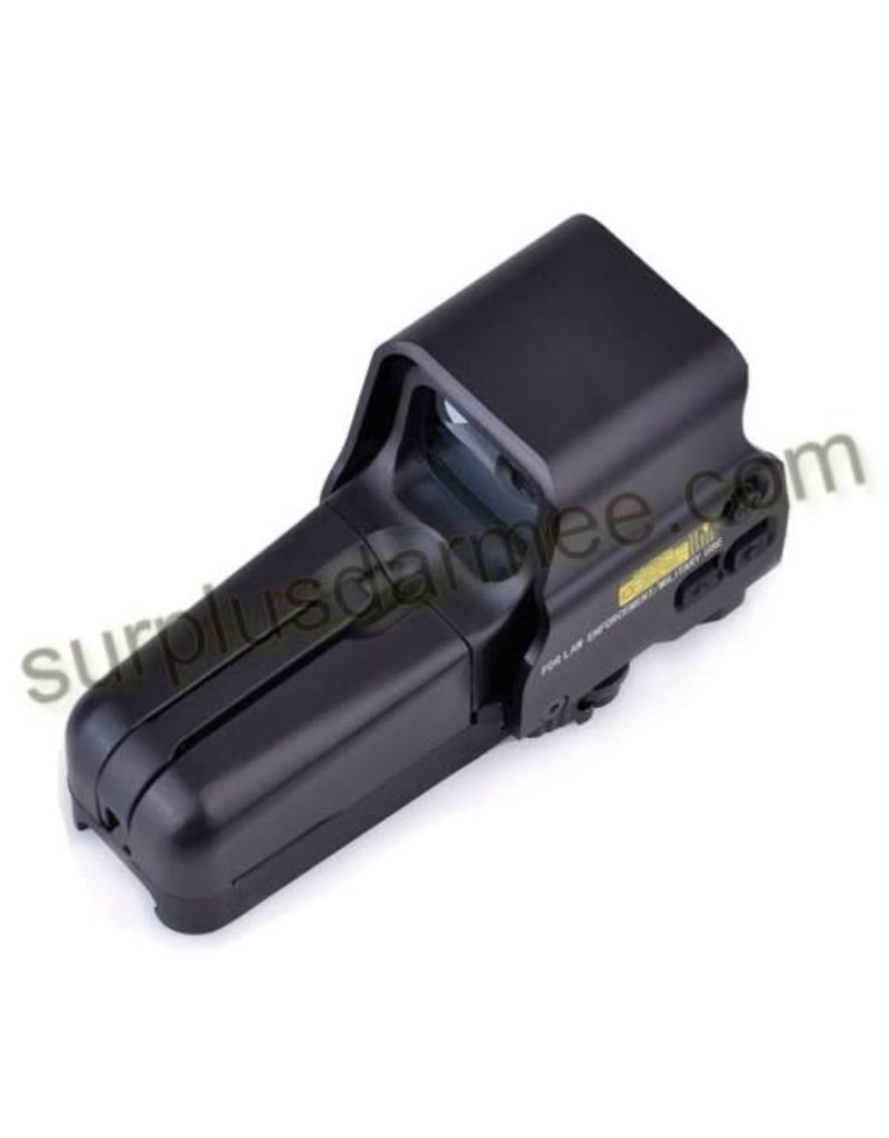 MILCOT Holographic 558 Red Dot Sight Airsoft Rouge Vert Noir