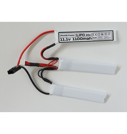 RHAM POWER Batterie Lipo 11.1 Triple Airsoft Rham Power