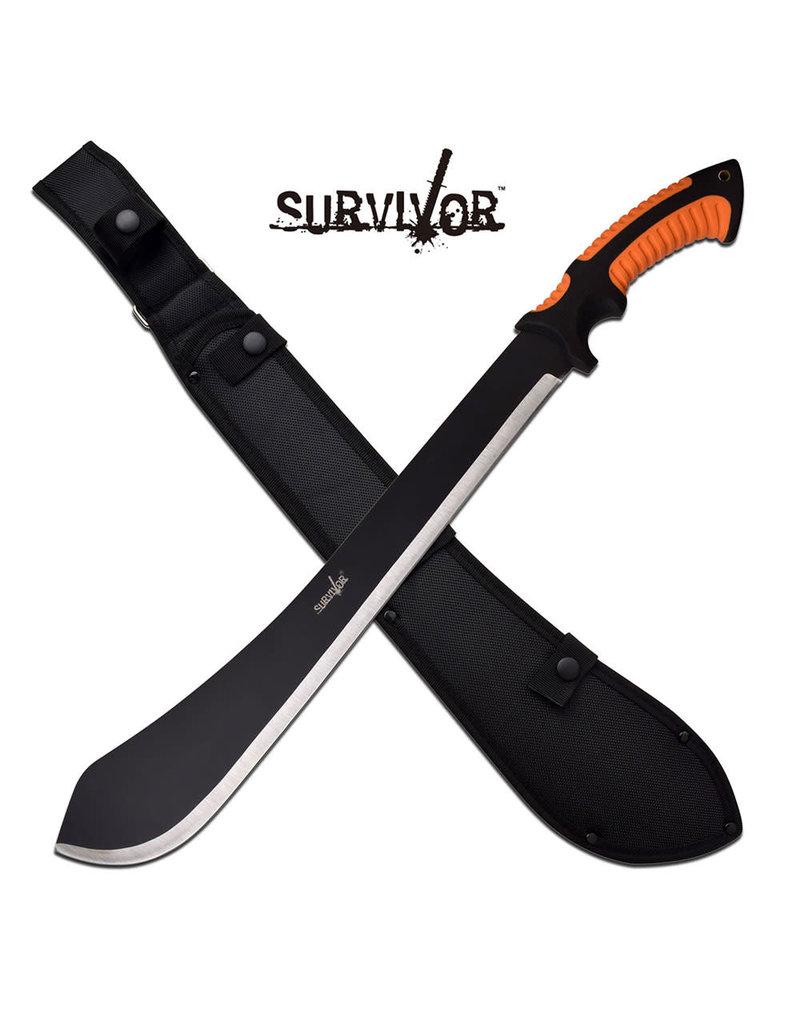 "SURVIVOR Machette bolo Survivor 18"""