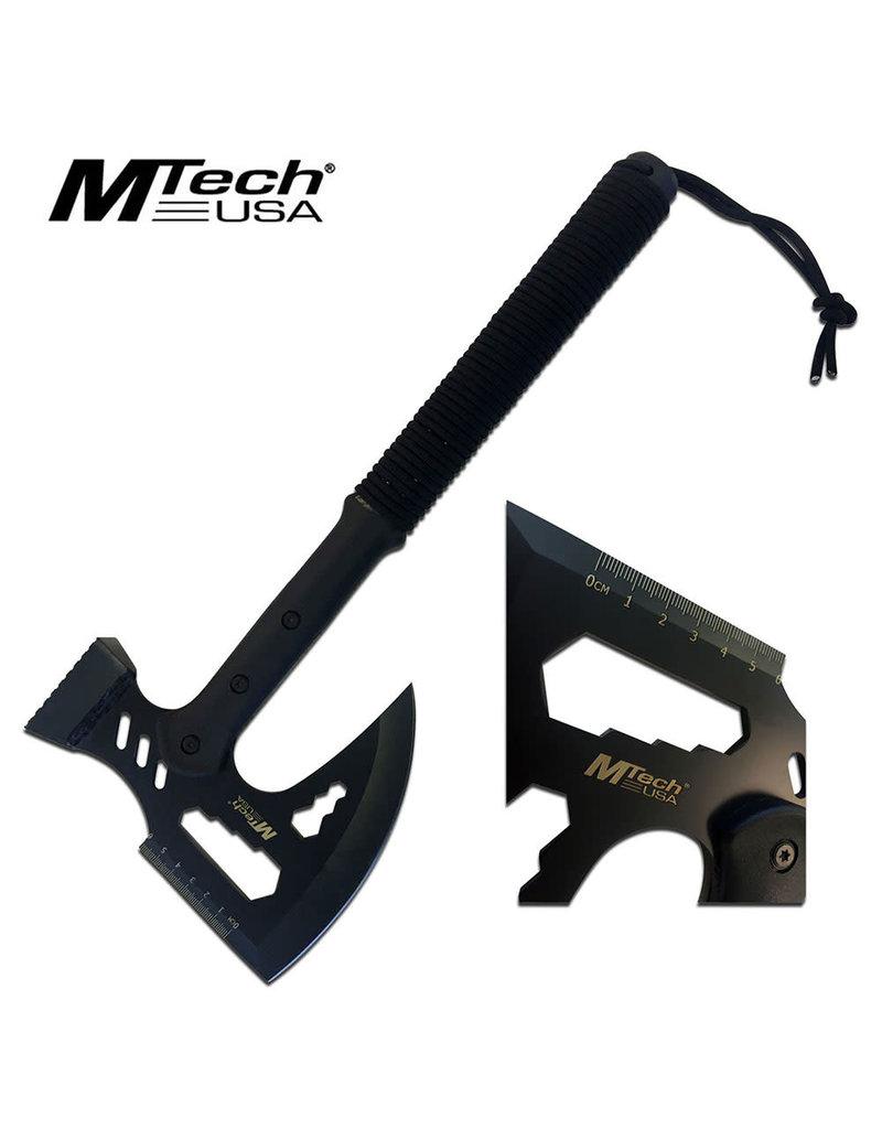 """M-TECH Hache Lancer Tactical Utilitaire Survie 17.5"""" M-Tech"""