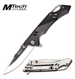 M-TECH M-Tech MT-1142BK Black Folding Knife