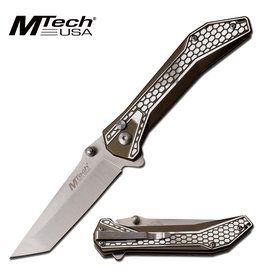 M-TECH Tanto Olive M-Tech Folding Knife