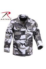 ROTHCO Rothco M-65 Urban Camo Military Style Coat