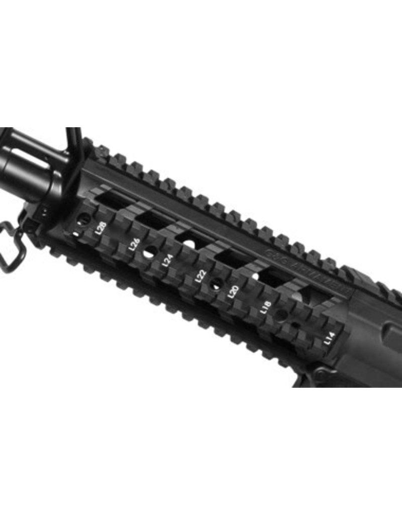 G&G Airsoft G&G CM16 Raider-L Noir AEG