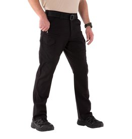 FIRST TACTICAL Black Tactical V2 Pants First Tactical