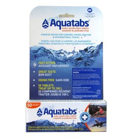 AQUATABS Aquatabs Comprimé de Purification D'Eau