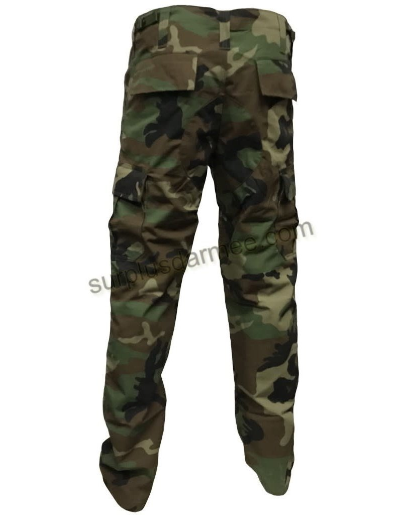SHADOW ELITE Pantalon Redback Shadow Tactical Gen II Woodland