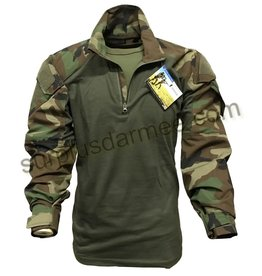 SHADOW ELITE Shadow Elite Woodland Combat Sweater
