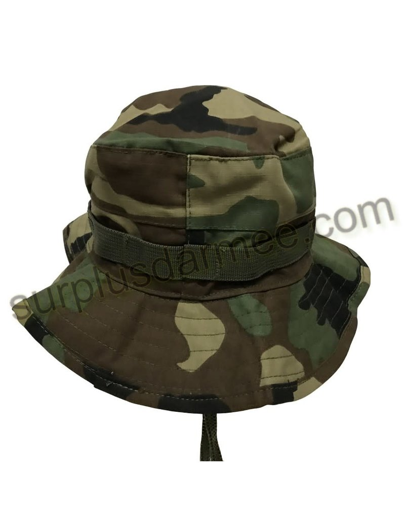 SHADOW ELITE Boonie Hat Chapeau Style Militaire Camo Woodland Shadow