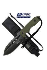 M-TECH Couteau Tactical Lame Fixe G-10 Evolution M-Tech