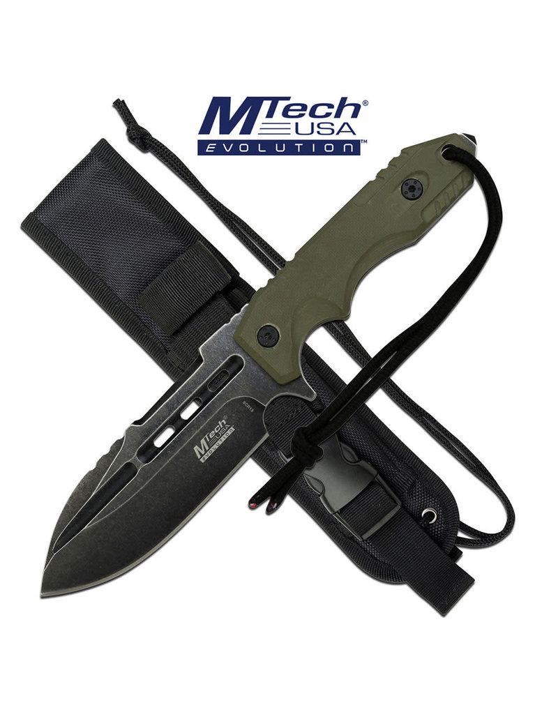 M-TECH G-10 Evolution M-Tech Fixed Blade Tactical Knife