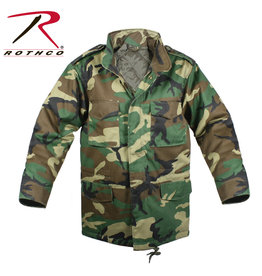 ROTHCO Manteau Enfant Camouflage Style Militaire M-65  Rothco