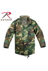 ROTHCO Rothco M-65 Kids Military Style Camouflage Coat