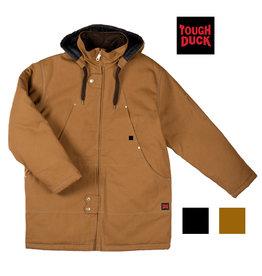 TOUGH-DUCK Tough Duck 12 oz Cotton Lined Winter Work Coat