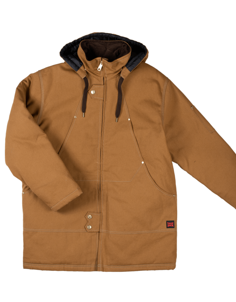 TOUGH-DUCK Tough Duck 12 oz Cotton Lined Winter Work Coat