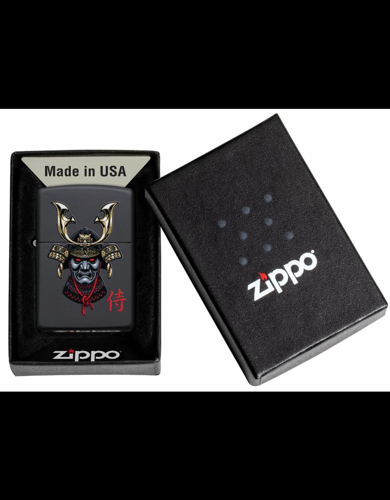 ZIPPO Zippo Samurai Helmet 49259