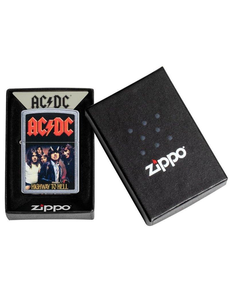 ZIPPO Zippo AC/DC Highway To Well 49235