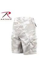 ROTHCO Rothco White Camouflage Bermuda Shorts