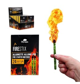 OLYMPIA Firestix waterproof match lighter Olympia