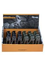 OLYMPIA Mini Pocket Knife Olympia Olive-Black