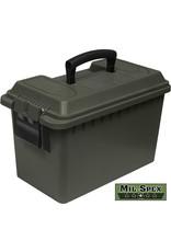 MIL SPEX Boite Rangement Case Munition .50 Mil-Spex