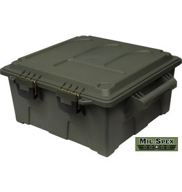 MIL SPEX Case Survival Hermetic Transport MIL-SPEX
