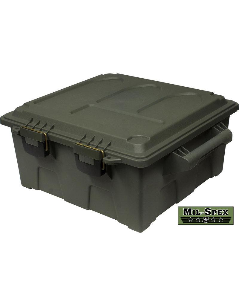MIL SPEX Case Survival Hermetic Transport MIL-SPEX