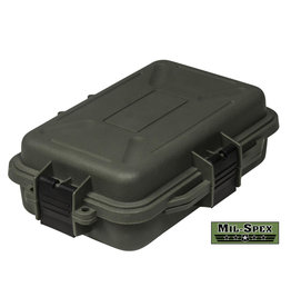 MIL SPEX Case Hermetic Survival Small Mil-Spex