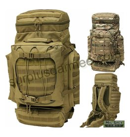 MIL SPEX Sac A Dos 85L  Tactical Multicam Style Militaire MIL-SPEX