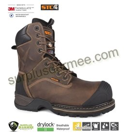 STC Botte de travail Rebel Sans Metal Impermeable STC