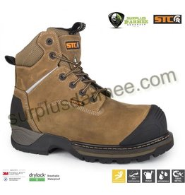 """STC 6 """"Outlaw Waterproof Breathable Work Boot STC"""