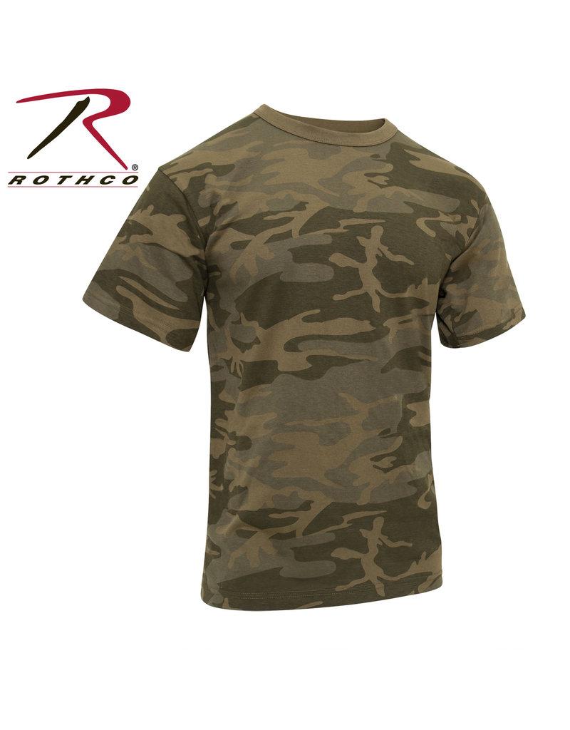 ROTHCO Rothco Vintage Coyote Camouflage T-Shirt