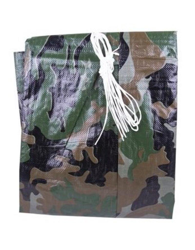 STINSON Stinson Camouflage 6x8 Recovery Canvas