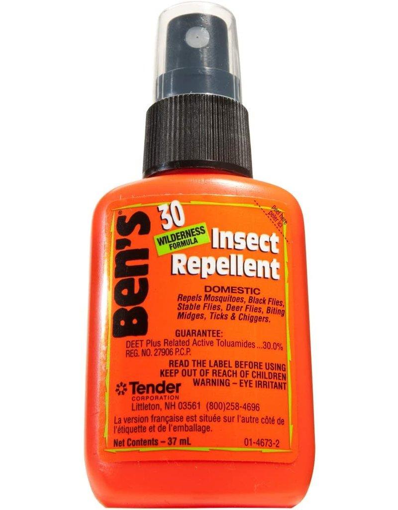 WORLD FAMOUS Mosquito Repellent BEN'S DEET 30% 37ml