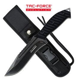 TAC-FORCE Couteau Lame fixe Évolution G-10 Tac-Force