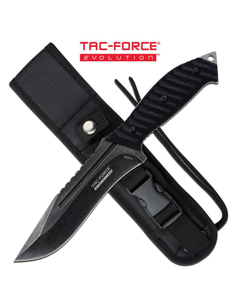 TAC-FORCE Fixed blade knife Evolution G-10 Tac-Force