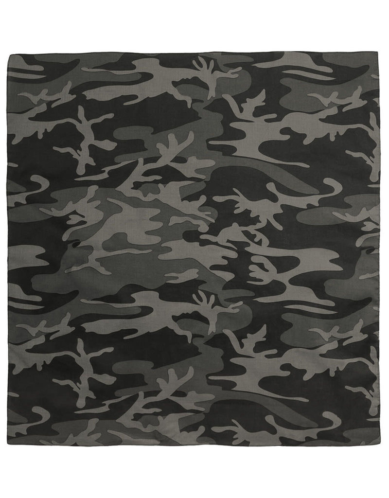 ROTHCO Rothco Foulard Tête Bandana Carré 27X27 Camouflage