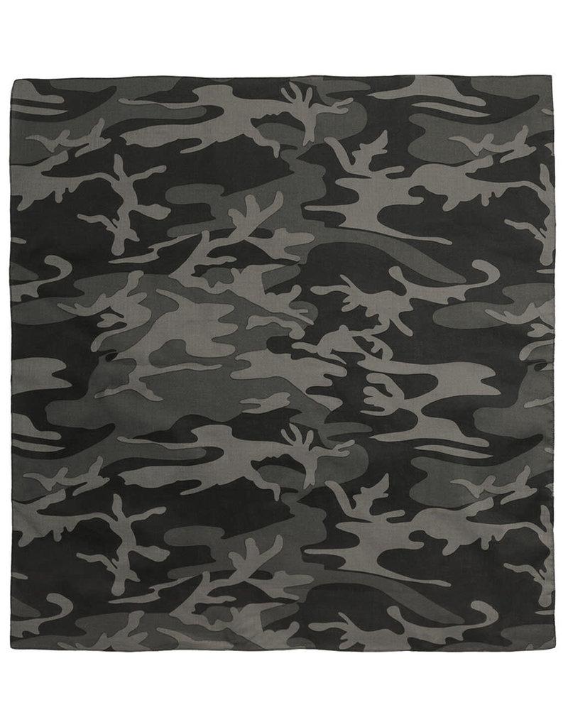 ROTHCO Rothco Head Scarf Bandana Square 27X27 Camouflage