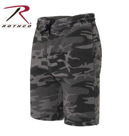 ROTHCO Bermuda Camo Noir Style Jogging 60% Cotton Rothco