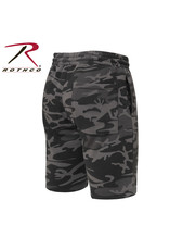 ROTHCO Bermuda Camo Black Jogging Style 60% Cotton Rothco