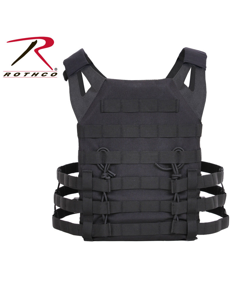 ROTHCO Airsoft Rothco Lightweight Armor Plate Carrier Vest