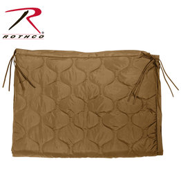 ROTHCO Couverture Intérieur Doublure Poncho Liner Coyote