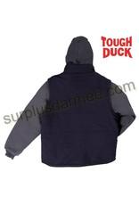 TOUGH-DUCK Manteau Travail Veste Doublée Manche Amovible Tough Duck